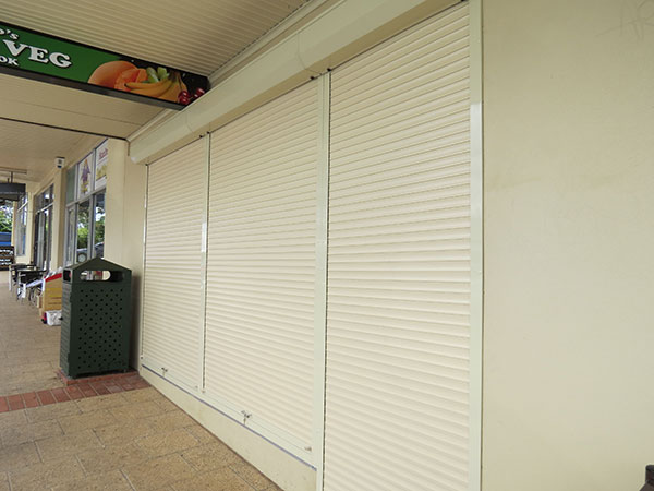 Roller Shutters can assist making your home private