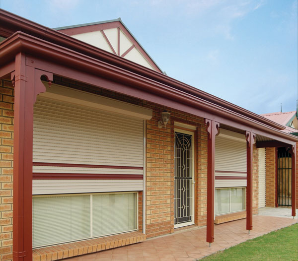 Roller shutters provide a number of positive benefits to your home