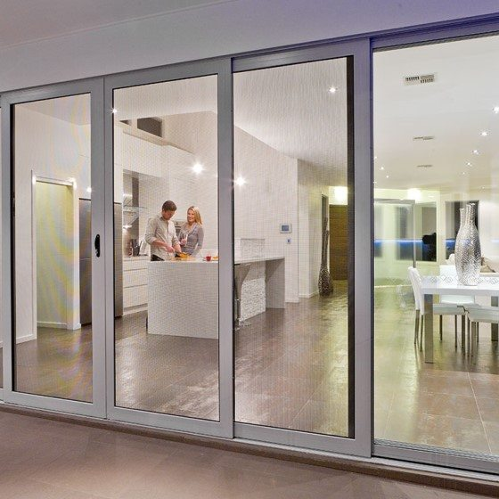 create airlow while maintaining peace of mind with security screen doors