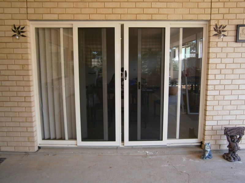 Save money during summer with security screen doors