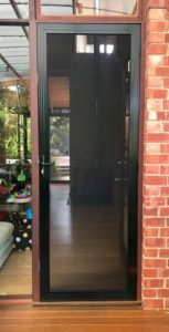 Invis Gard Security Screen Door