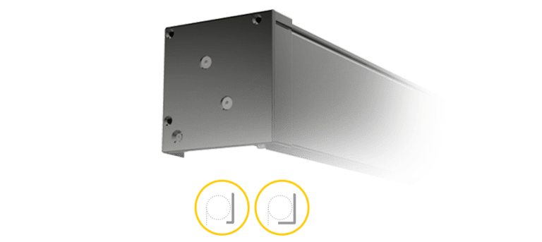 Zipscreen Headbox by Zipscreen